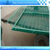 Cerca galvanizada de Vetex usada na construção