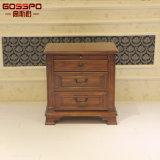 Высокорослый тонкий шкаф хранения Lowes деревянный (GSP20-008)