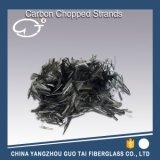 Hilos cortados cortos del carbón de la alta calidad