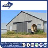 La volaille bon marché de construction de ferme de poulet en métal renferment