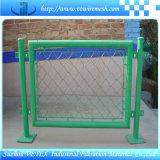 網を囲う酸抵抗のチェーン・リンク