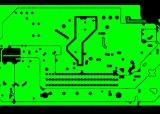 La inmersión de PCB 4 capas de plata con 05mm de espesor de la junta