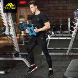 2017 Mens-Gymnastik-Kleidungs-Oberseiten/Hosen-Sportkleidung