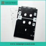 Bandeja de cartão do PVC do Inkjet para a impressora de Epson T50