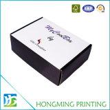 Caixa de embalagem de papel de parede de papelão de papelão impresso a cores