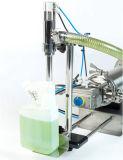 machine de remplissage remplissante semi-automatique d'huile de cuisine de légume de l'huile 316L de table
