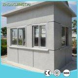 Prefabricated 집 선적 컨테이너 모듈방식의 조립 주택 물자 EPS 시멘트 샌드위치 위원회