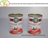 Fabricante chinês Alimento enlatado de alta qualidade Conservas de tomate em conserva