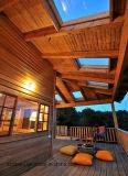 アルミニウムクラッディングの木の屋根の天窓のWindows