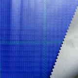 Plutônio elástico Hw-814 de couro do vestuário do revestimento protetor