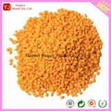 Gelbes Masterbatch für Faser-Plastik