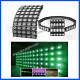 DMX Matriz de LED 5PCS * 30W blanco cálido