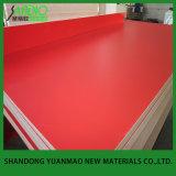 Diante de melamina de alta qualidade para mobiliário de MDF da fábrica chinesa