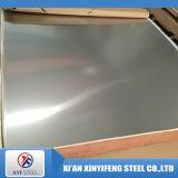 Strato Polished 201 202 dell'acciaio inossidabile