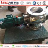 Válvula de descarga y de arranque rotatoria para servicio pesado