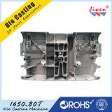 La fusion d'alluminio su ordinazione del metallo di fabbricazione della Cina pospone e presiede la base