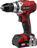 20V 2.0AH Taladro inalámbrico Li-ion Power Tool