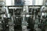 Ahorro de energía automático lata de aluminio Línea de llenado de cerveza