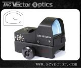 Esfinge tática 1X22 Verde / Vermelho DOT Sight Reflex Scope for Hunting