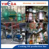 Planta de produção de óleo completa de pequena e grande dimensão de alta qualidade