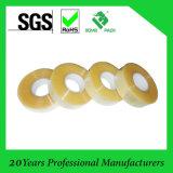 El rodillo enorme BOPP del derretimiento de la cinta adhesiva caliente del embalaje borra/cinta del embalaje de Brown
