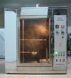 Камера определения температуры воспламенения иглы испытательного оборудования воспламеняемости лаборатории фабрики