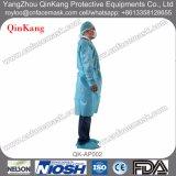 Chirurgisches Wegwerfkleid, Lokalisierungs-Kleid, medizinisches Kleid