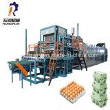 Resíduos de papel de celulose tabuleiro de ovos Máquina de Moldagem 4000PCS/H