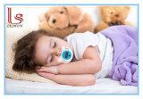Cuidado da segurança da saúde do termômetro das crianças médicas do LCD Digital do Pacifier do silicone