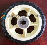 Rotella solida della gomma piuma di poliuretano per la rotella della macchina per colata continua (7.8*1.6)