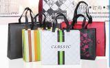 Netter Handbeutel-Arbeitsweg-Beutel der Dame-Fashion Colorful Shopping
