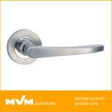 Maneta de puerta del acero inoxidable de la alta calidad en Rose (S1013)