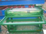 Máquina de formação de rolo de piso de estrutura de aço / Máquina de formação de azulejos de metal