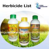 De Lijst van Weedicide van de Producten van Weedicide van het Herbicide van Quenson Agrochemicals van de koning
