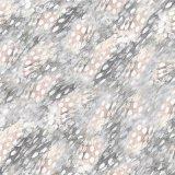 Цифровой Печати атласный шелк ткань для леди Гарма (SZ-0039)