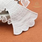 L60011 천사 장식 술을%s 가진 모양에 의하여 수를 놓는 레이스 패턴