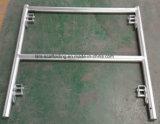 le cadre d'étayage de 3 ' *4'galvanized Bâti-Sont enclenchés sur l'échafaudage de blocage pour la construction