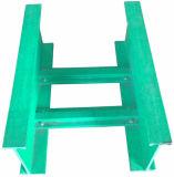 Tamanhos perfurados de aço galvanizados da bandeja de cabo/escada/sustentação/ponte com certificado do CCC