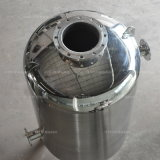 高品質のステンレス鋼高圧水貯蔵タンク