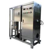L'eau d'Ozonated pour des légumes et des fruits lavant le générateur de l'ozone