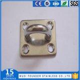 Plaque ovale marine d'oeil d'acier inoxydable de matériel de qualité