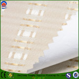 Tela impermeable tejida de las persianas de rodillo del franco del poliester de la tela para la cortina del telar jacquar