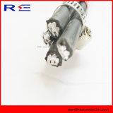 Línea de transmisión de arriba de potencia conductor de ACSR AAC para Hardwrae