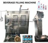 ターンキー飲料の飲み物のZhangjiagangからの満ちるパッキング機械