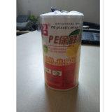 L'imballaggio per alimenti di plastica protettivo aderisce stirata del PE della pellicola aderisce pellicola