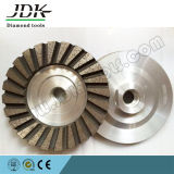 Dcw-4 Diamond Cup Wheel для инструмента для полировки камня