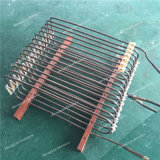 Modificado para requisitos particulares hecho que inducción el calentador enrolla diseño