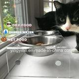 Super calidad elevada Singlepod Alimentador Pet magnético