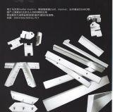 Ménage de la série papier mouchoir face couteau de coupe