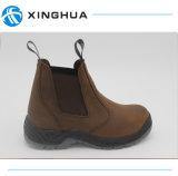 Calçados de segurança para conforto da indústria com certificado Ce